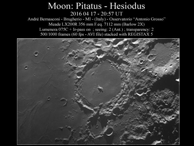 Pitatus - Hesiodus