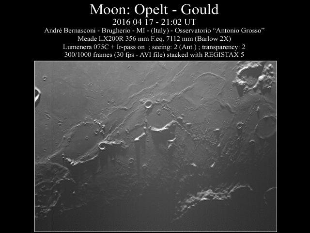 Opelt-Gould copia